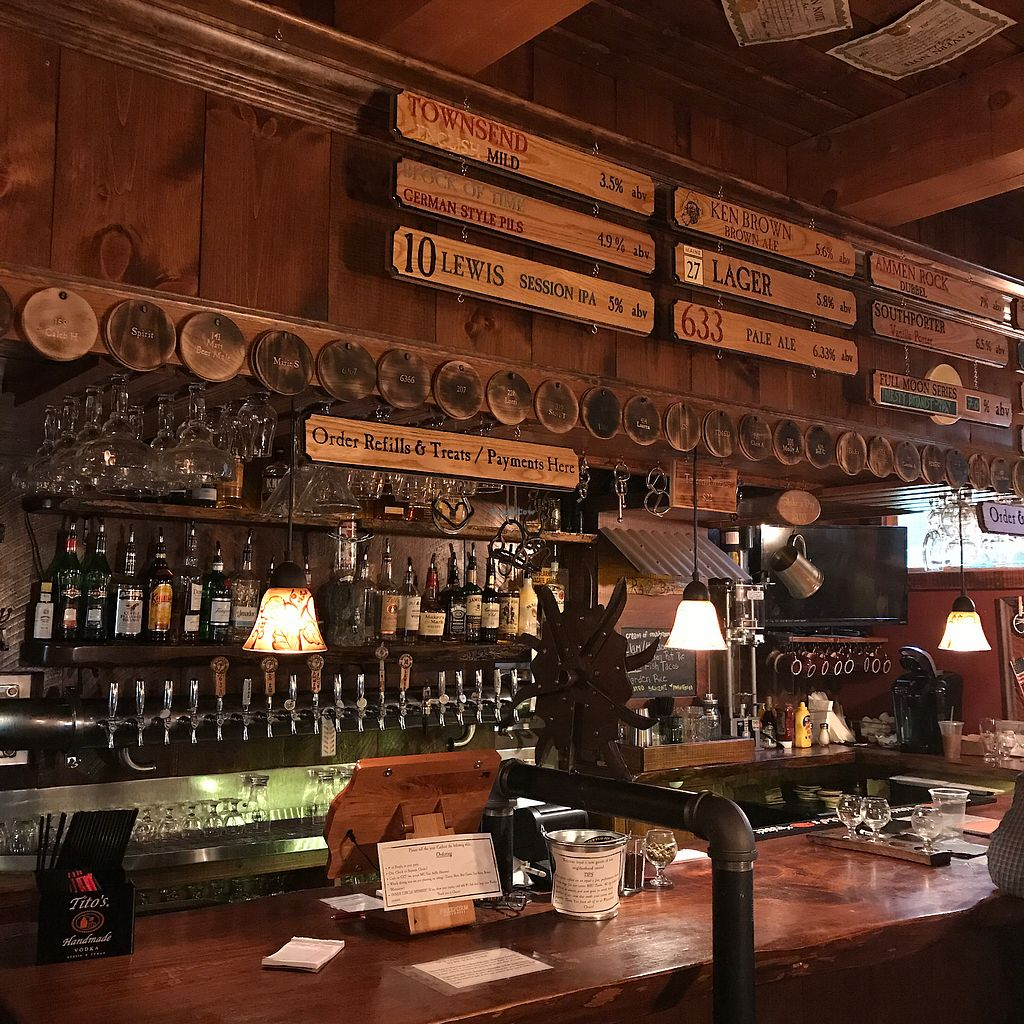 """Photo of Boothbay Craft Brewery  by <a href=""""/members/profile/Sarah%20P"""">Sarah P</a> <br/>bar <br/> June 30, 2017  - <a href='/contact/abuse/image/95040/275232'>Report</a>"""