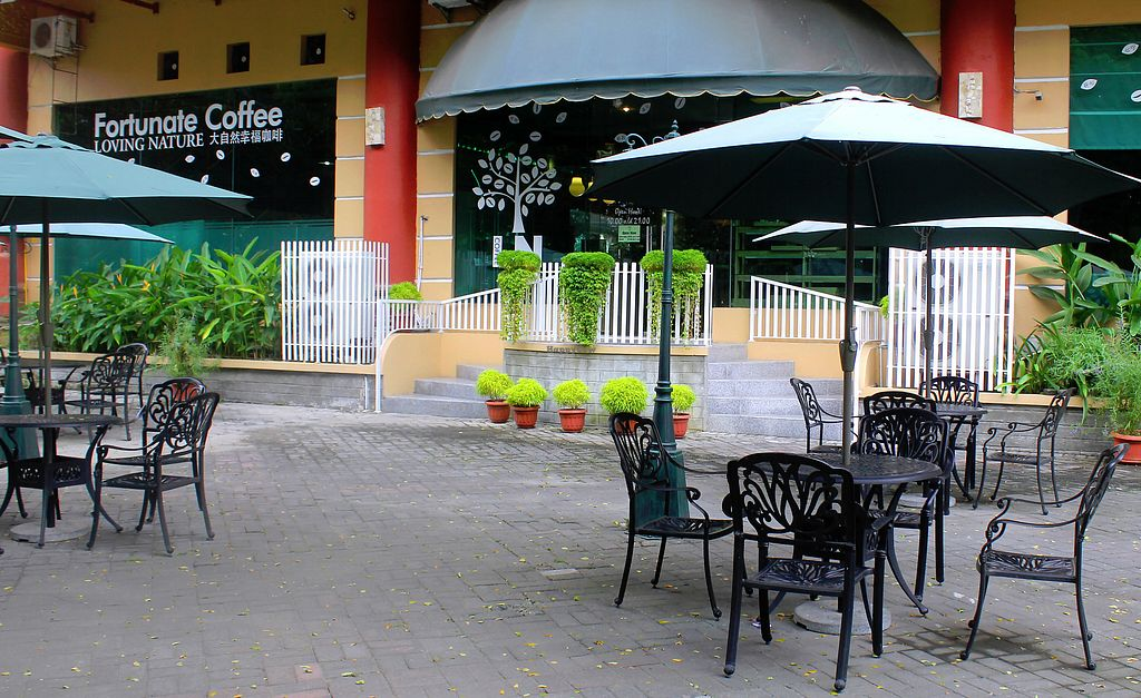 """Photo of LN Fortunate Coffee - Cemara Asri  by <a href=""""/members/profile/YansenChandra"""">YansenChandra</a> <br/>outdoor <br/> July 1, 2017  - <a href='/contact/abuse/image/95045/275417'>Report</a>"""