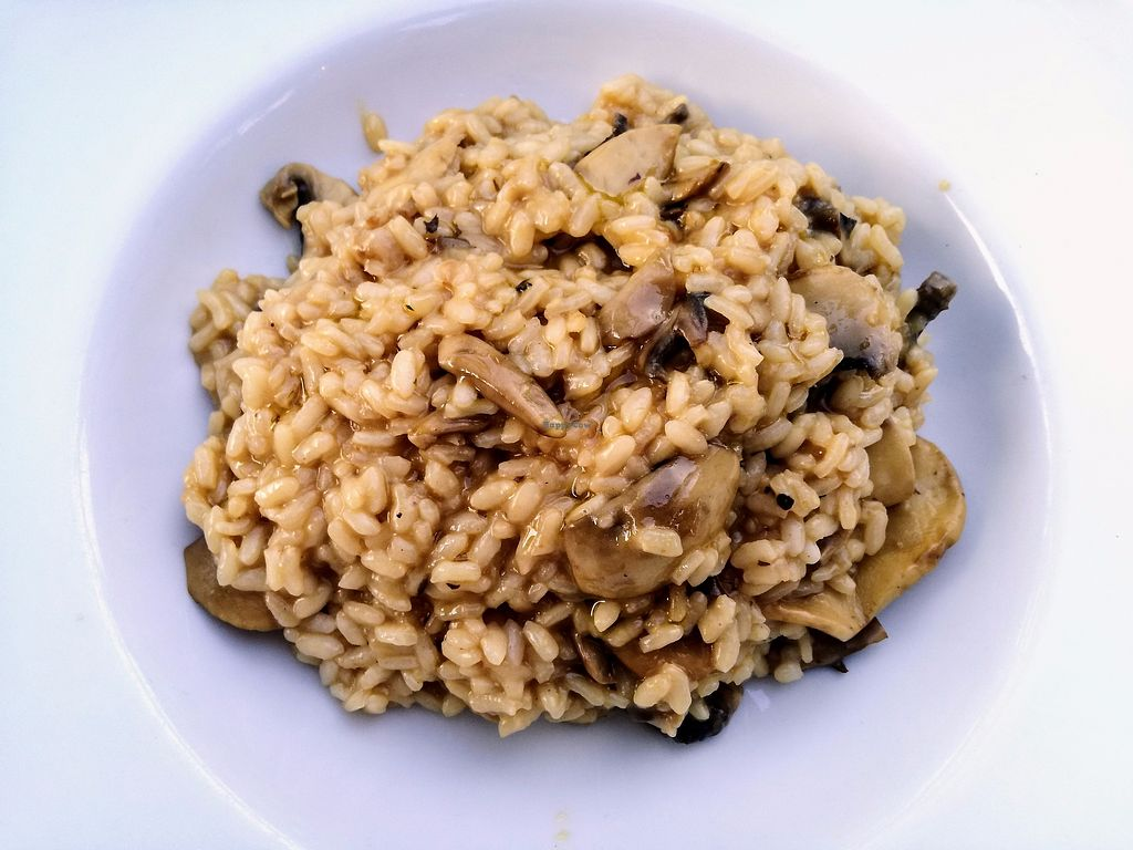 "Photo of Peppermint Fresh Kitchen  by <a href=""/members/profile/Ana-MariaMaican"">Ana-MariaMaican</a> <br/>Mushroom risotto with truffle oil <br/> July 1, 2017  - <a href='/contact/abuse/image/95058/275678'>Report</a>"