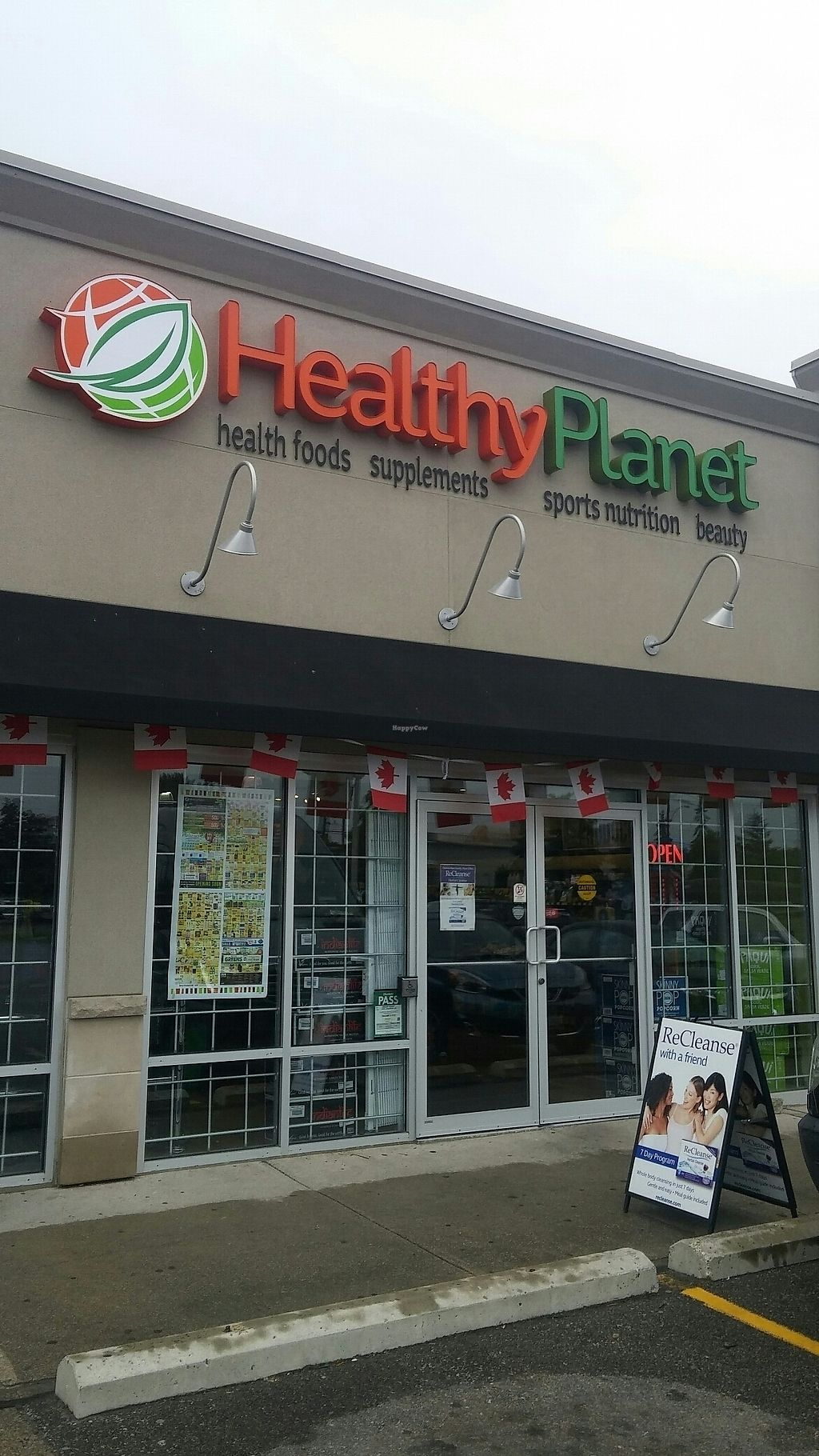 """Photo of Healthy Planet  by <a href=""""/members/profile/Lindz"""">Lindz</a> <br/>Store front <br/> July 22, 2017  - <a href='/contact/abuse/image/95059/283274'>Report</a>"""