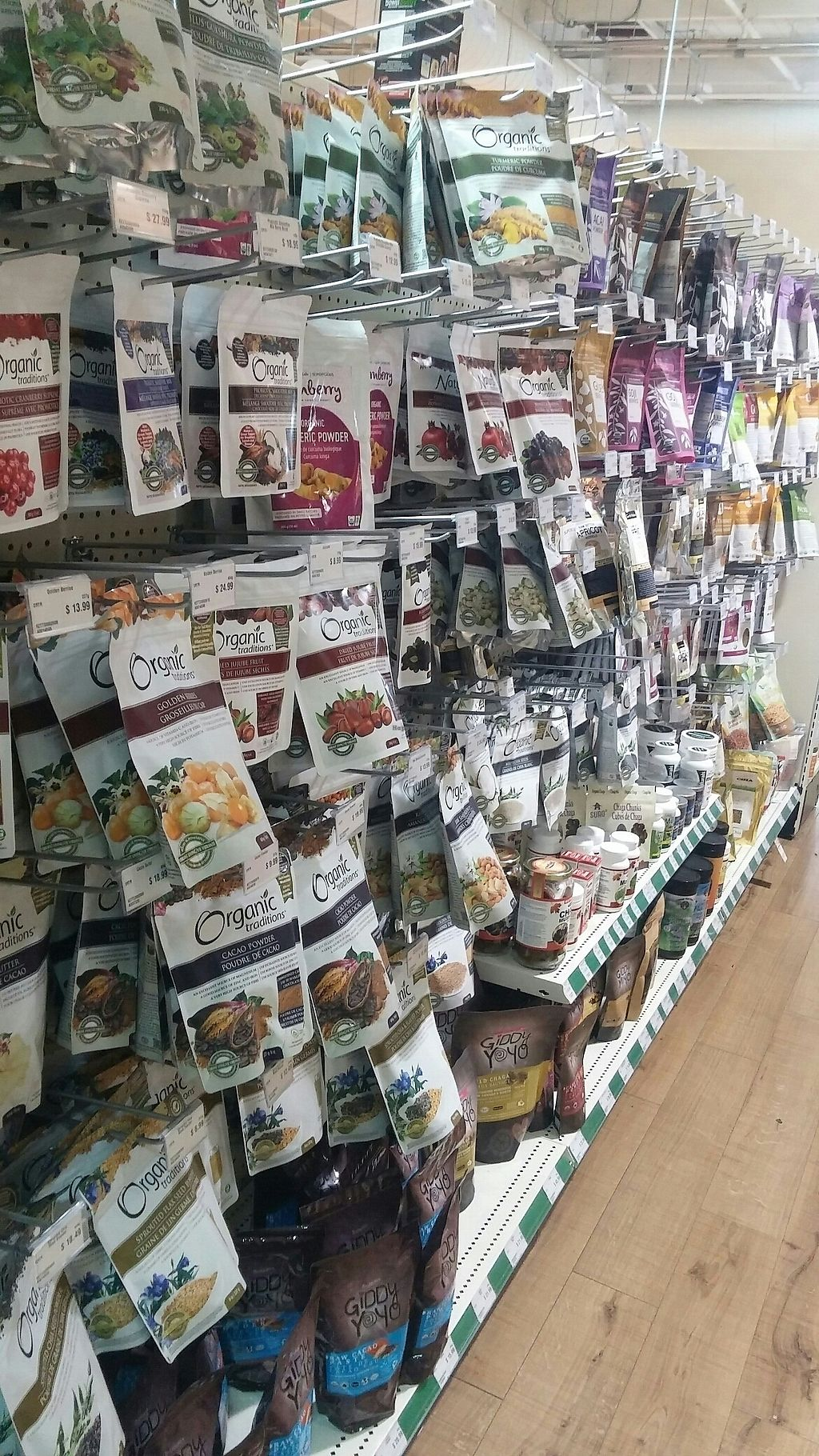 """Photo of Healthy Planet  by <a href=""""/members/profile/Lindz"""">Lindz</a> <br/>Fruit powders, cacao nibs, etc <br/> July 22, 2017  - <a href='/contact/abuse/image/95059/283275'>Report</a>"""