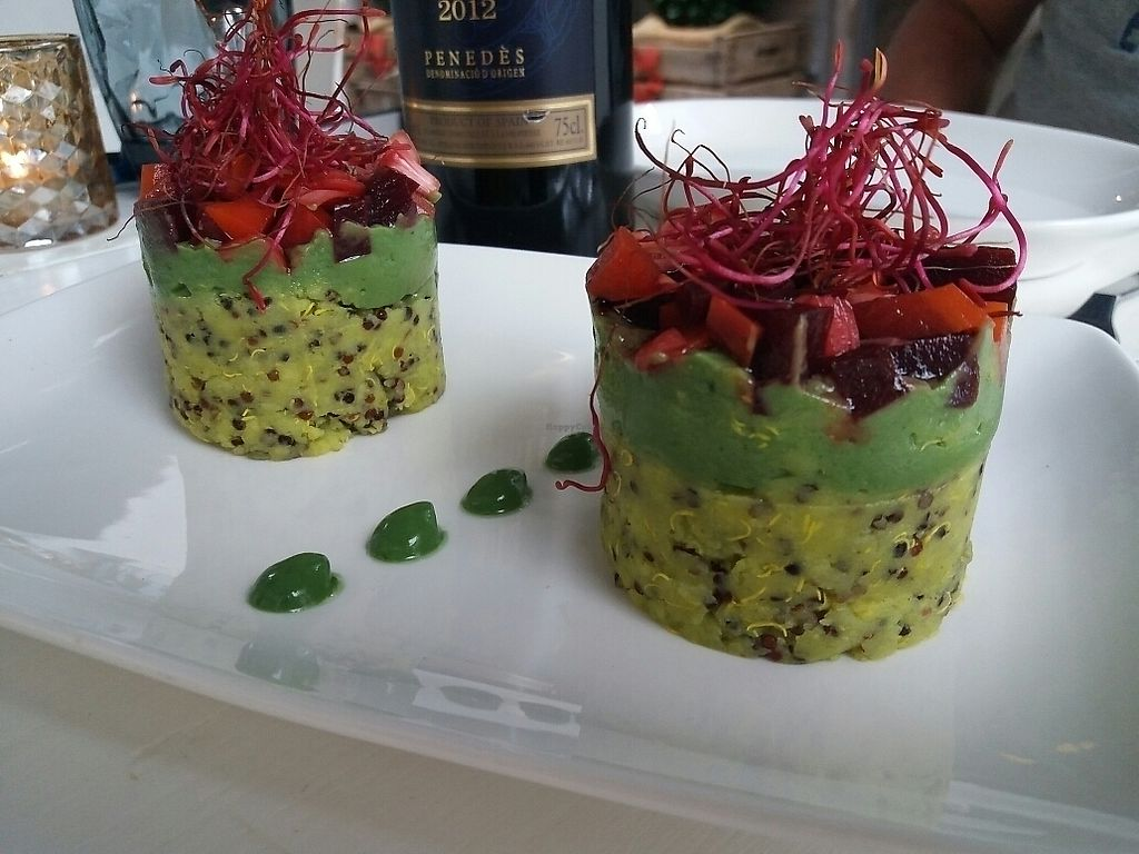 """Photo of Mama 5  by <a href=""""/members/profile/KarinS"""">KarinS</a> <br/>Matcha & Quinoa Causas (vegan) <br/> June 30, 2017  - <a href='/contact/abuse/image/95066/275010'>Report</a>"""