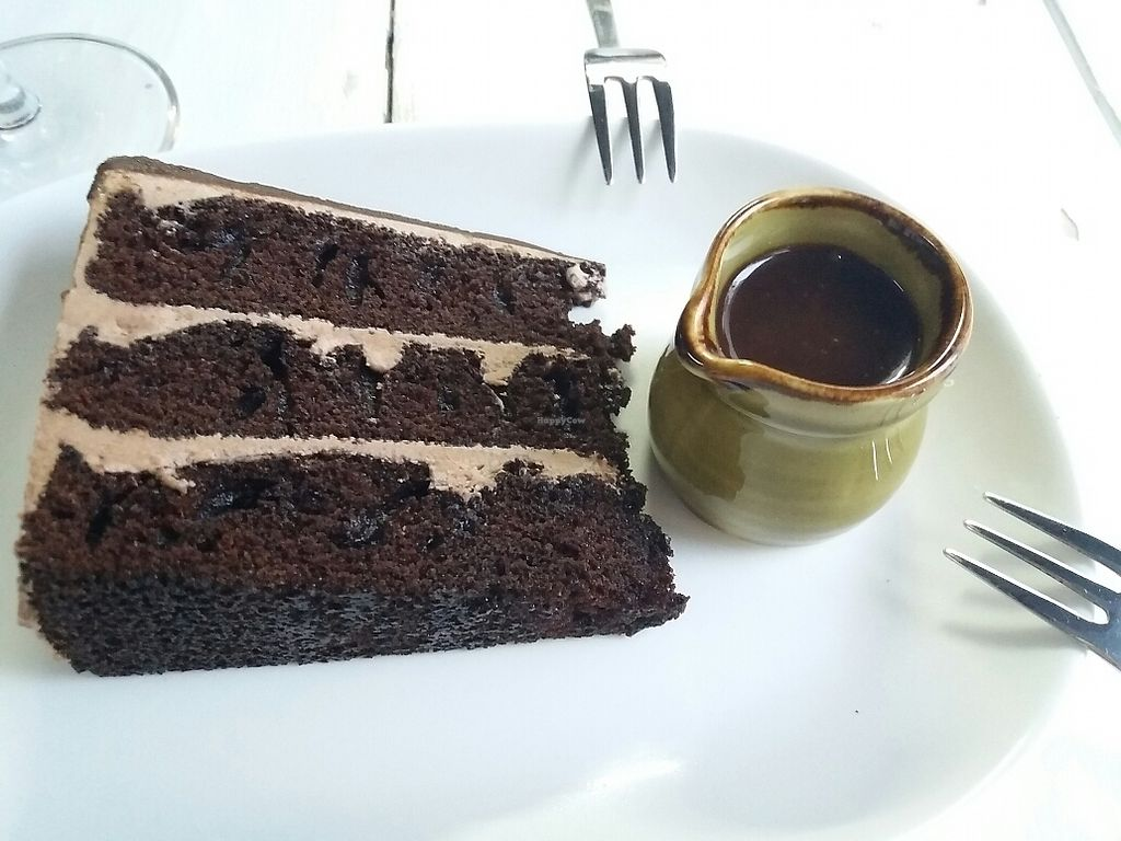 """Photo of Mama 5  by <a href=""""/members/profile/KarinS"""">KarinS</a> <br/>Chocolate 'n more Chocolate Cake <br/> June 30, 2017  - <a href='/contact/abuse/image/95066/275014'>Report</a>"""