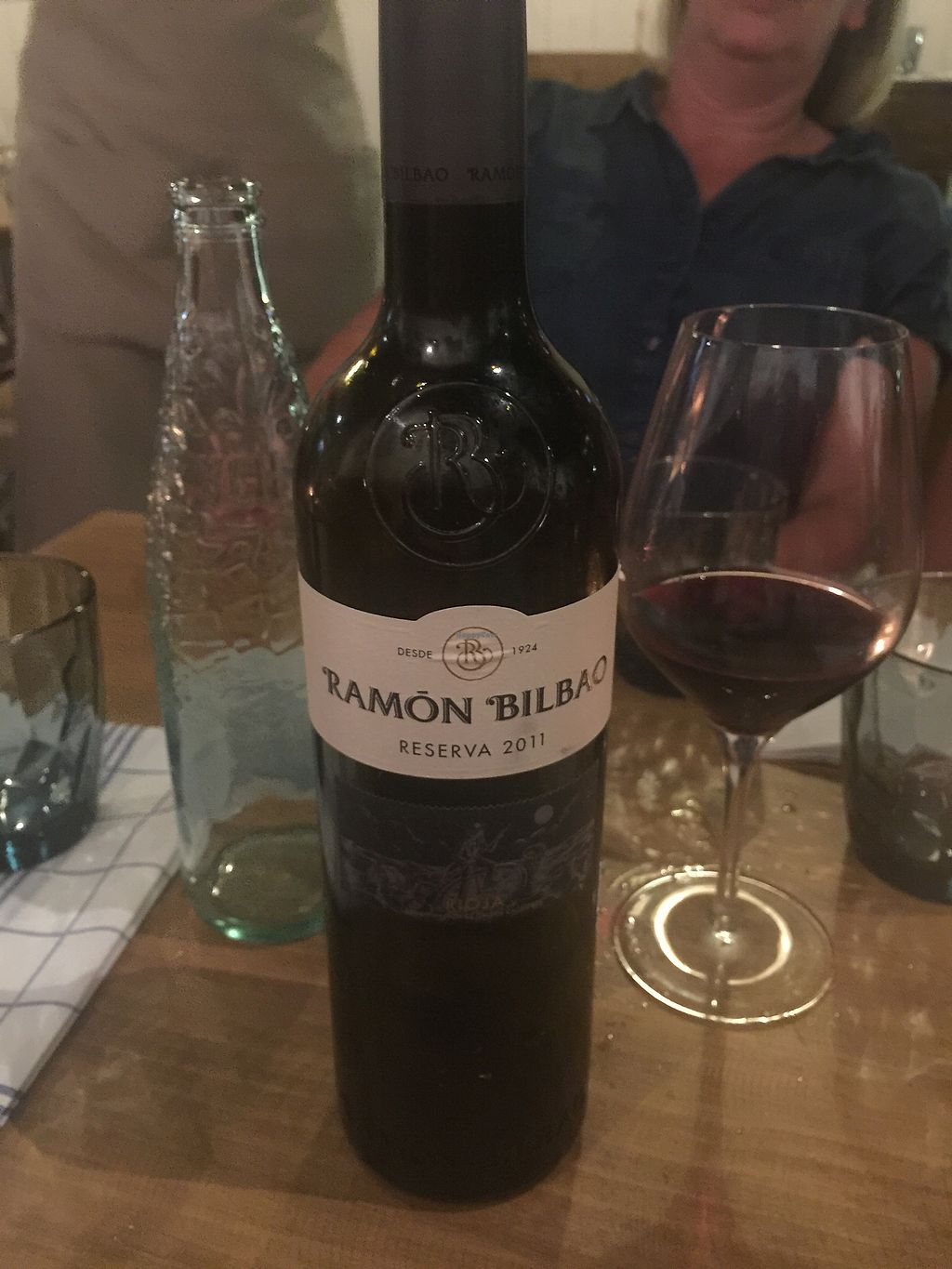 """Photo of Mama 5  by <a href=""""/members/profile/lizpounsett"""">lizpounsett</a> <br/>I recommend this wine!  <br/> August 18, 2017  - <a href='/contact/abuse/image/95066/294104'>Report</a>"""