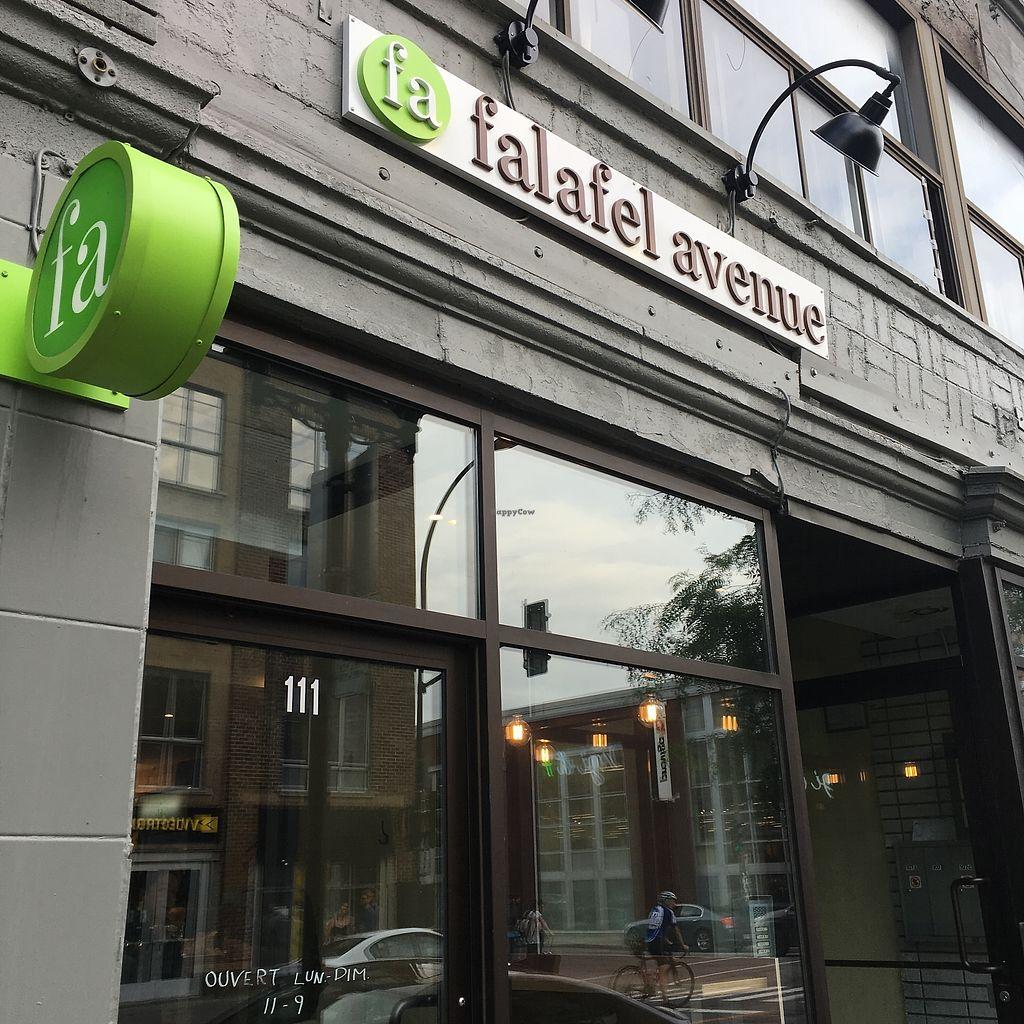 "Photo of Falafel Avenue - Mont-Royal  by <a href=""/members/profile/mcsnv"">mcsnv</a> <br/>Falafel Avenue (Mont-Royal) <br/> July 2, 2017  - <a href='/contact/abuse/image/95075/275970'>Report</a>"