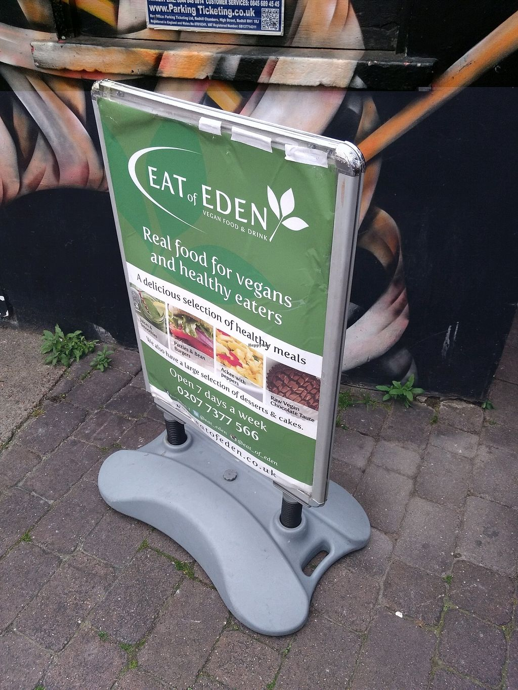 "Photo of Eat of Eden  by <a href=""/members/profile/craigmc"">craigmc</a> <br/>ahhh <br/> October 16, 2017  - <a href='/contact/abuse/image/95115/315881'>Report</a>"