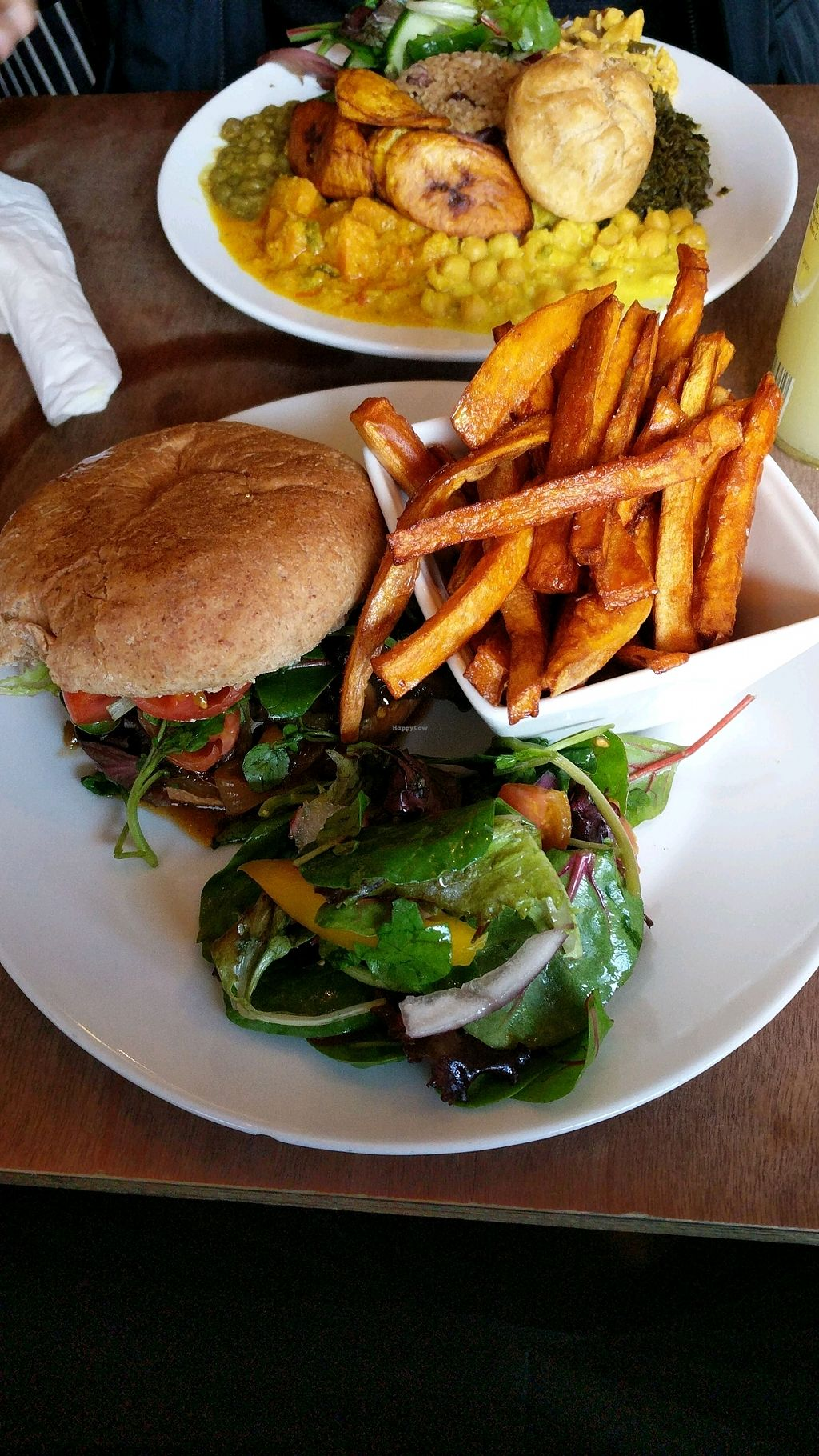 "Photo of Eat of Eden  by <a href=""/members/profile/AdamFitzpatrick"">AdamFitzpatrick</a> <br/>Mushroom burger <br/> March 14, 2018  - <a href='/contact/abuse/image/95115/370515'>Report</a>"