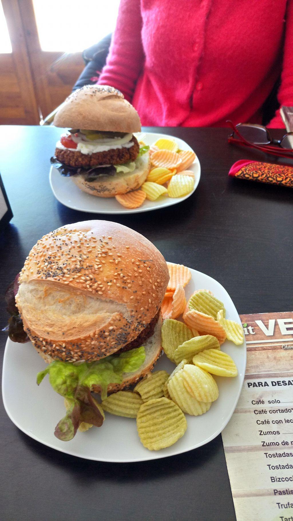 "Photo of Petit Vegan  by <a href=""/members/profile/M.Ellis"">M.Ellis</a> <br/>Big tasty burgers <br/> April 14, 2018  - <a href='/contact/abuse/image/95126/385844'>Report</a>"