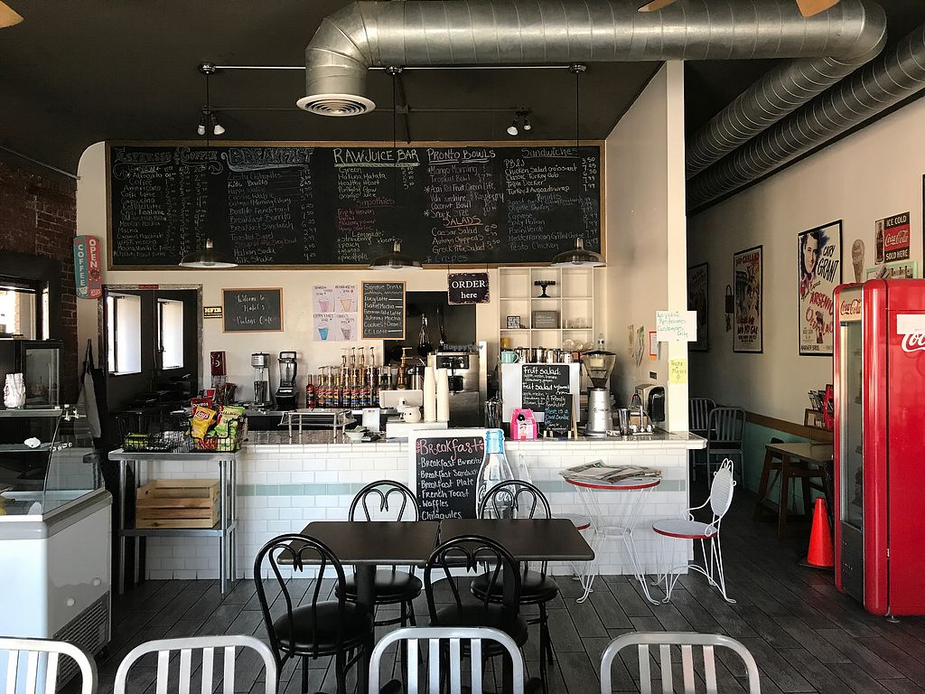 """Photo of Isabel's Vintage Cafe  by <a href=""""/members/profile/JudesMom"""">JudesMom</a> <br/>inside <br/> July 14, 2017  - <a href='/contact/abuse/image/95131/280093'>Report</a>"""