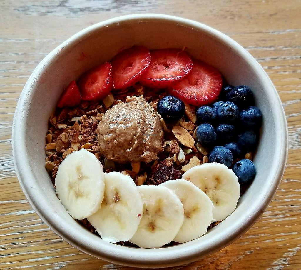 """Photo of Pressed  by <a href=""""/members/profile/MelanieMarie486"""">MelanieMarie486</a> <br/>Acai Bowl <br/> September 14, 2017  - <a href='/contact/abuse/image/95132/304258'>Report</a>"""