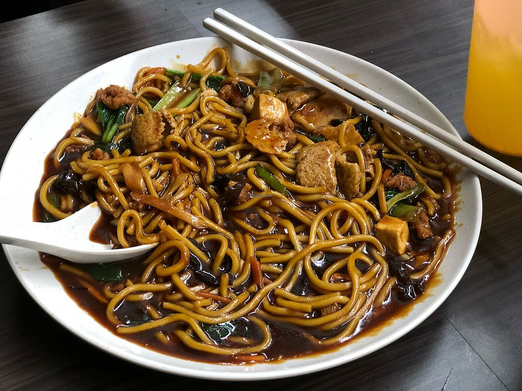 """Photo of Shu Vegetarian - Ang Mo Kio   by <a href=""""/members/profile/CherylQuincy"""">CherylQuincy</a> <br/>KL Noodles <br/> January 31, 2018  - <a href='/contact/abuse/image/95161/352970'>Report</a>"""