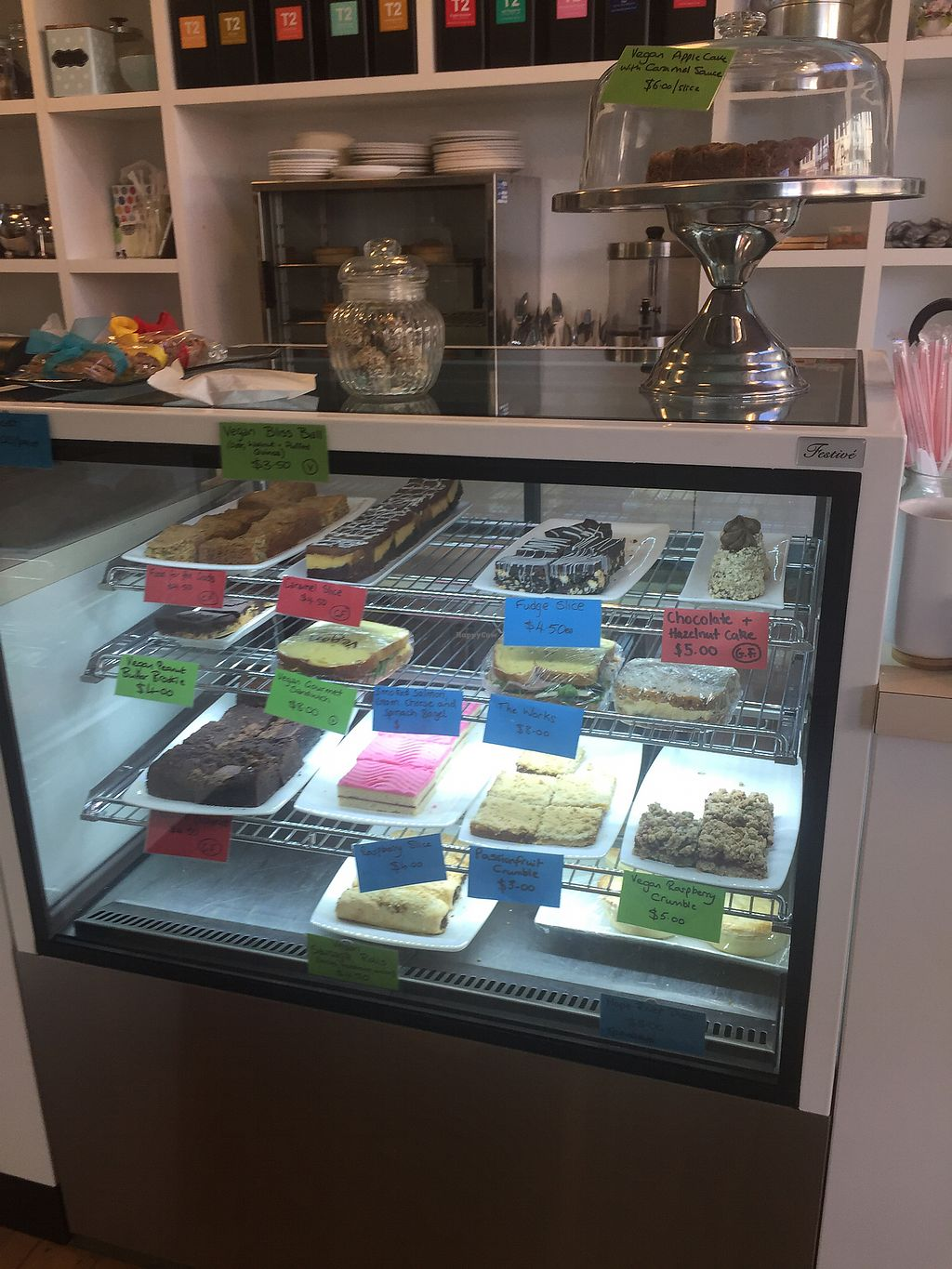 """Photo of Penelopes Cakery Deli  by <a href=""""/members/profile/nicole_m"""">nicole_m</a> <br/>Cabinet options <br/> August 1, 2017  - <a href='/contact/abuse/image/95170/287472'>Report</a>"""