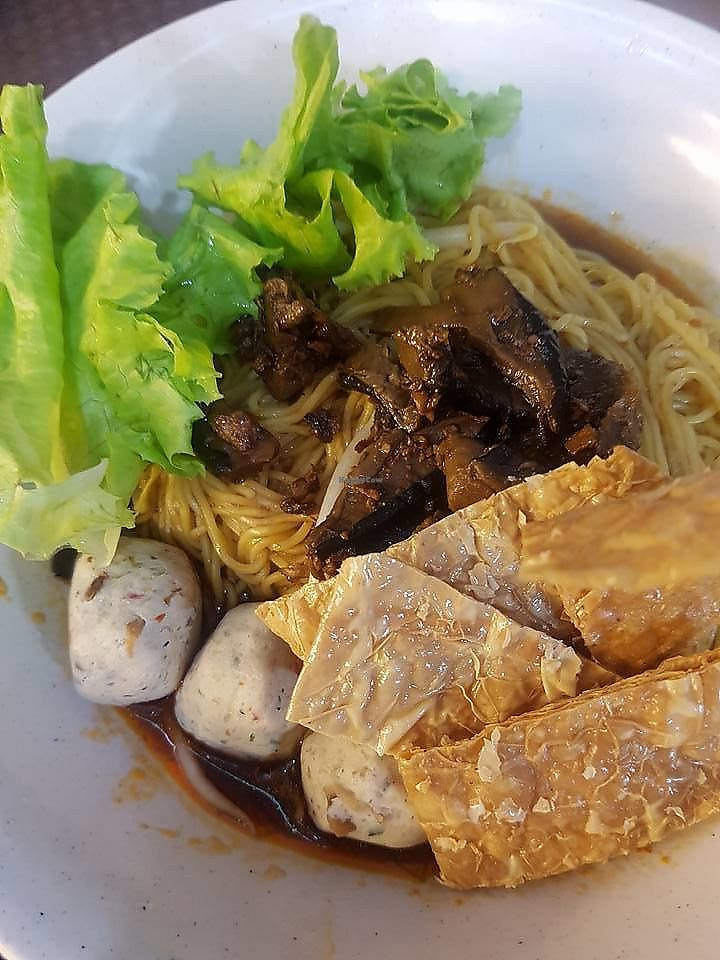"Photo of Crystal Vegetarian - Blk 453A AMK  by <a href=""/members/profile/JimmySeah"">JimmySeah</a> <br/>Dry noodles <br/> December 3, 2017  - <a href='/contact/abuse/image/95177/331709'>Report</a>"