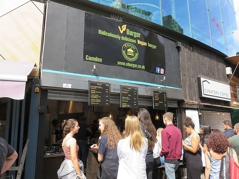 """Photo of Vburger  by <a href=""""/members/profile/TrudiBruges"""">TrudiBruges</a> <br/>counter VBurger, London <br/> November 19, 2017  - <a href='/contact/abuse/image/95197/326922'>Report</a>"""