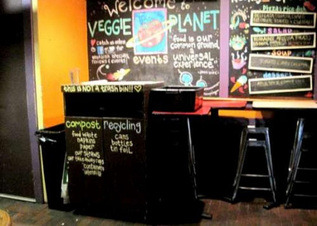 "Photo of CLOSED: Veggie Planet  by <a href=""/members/profile/Babette"">Babette</a> <br/>Inside <br/> February 10, 2014  - <a href='/contact/abuse/image/9520/64125'>Report</a>"