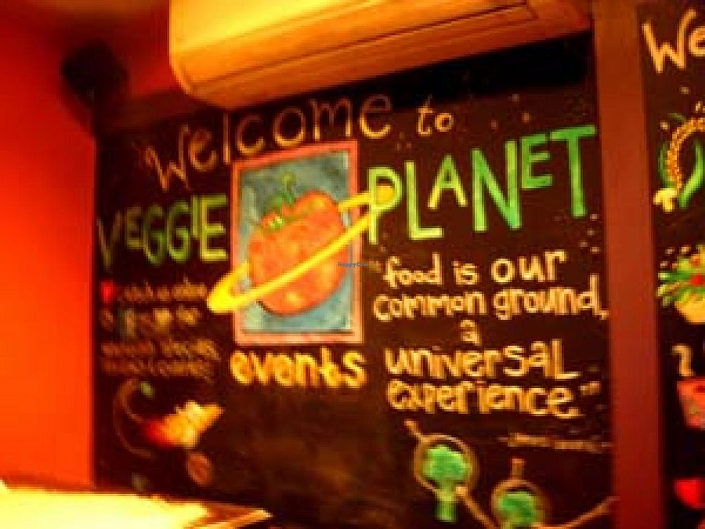 "Photo of CLOSED: Veggie Planet  by <a href=""/members/profile/Babette"">Babette</a> <br/>Inside <br/> February 10, 2014  - <a href='/contact/abuse/image/9520/64127'>Report</a>"