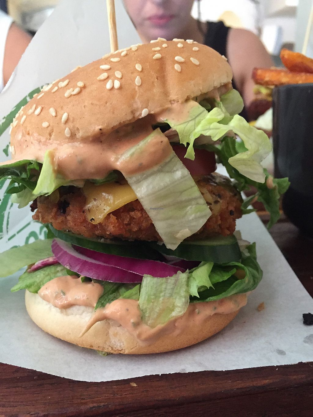 """Photo of Göteburgare Vegan  by <a href=""""/members/profile/Emmarooos"""">Emmarooos</a> <br/>Britt-Inger  <br/> August 7, 2017  - <a href='/contact/abuse/image/95219/290049'>Report</a>"""