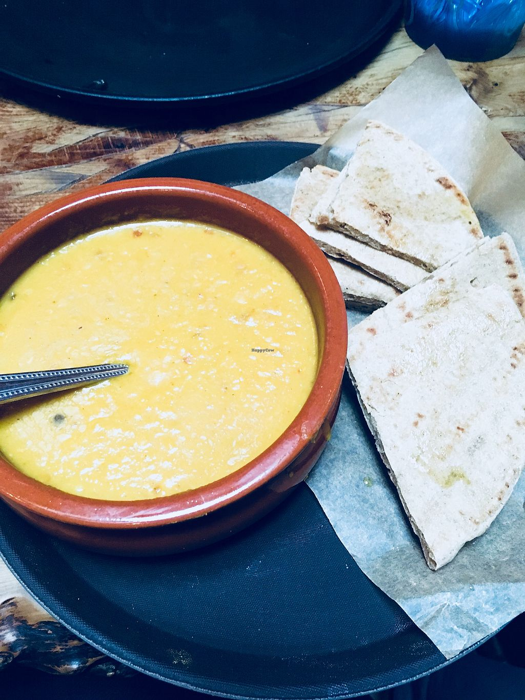 "Photo of Hawraman Cafe  by <a href=""/members/profile/PlantChemistry"">PlantChemistry</a> <br/>Vegan Grandmas Soup <br/> April 2, 2018  - <a href='/contact/abuse/image/95221/379903'>Report</a>"