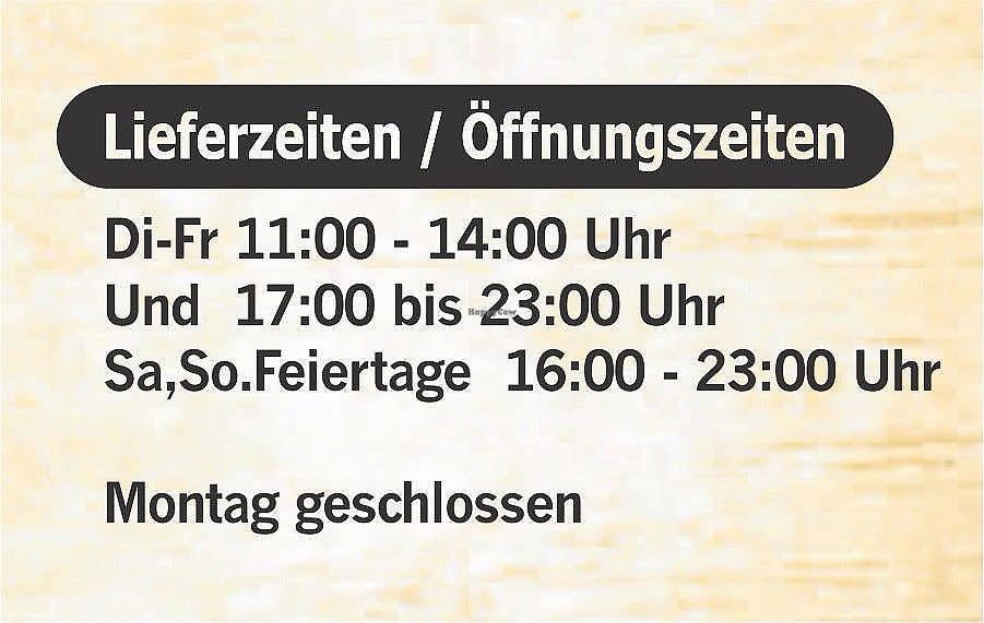 """Photo of Pizzeria Duissern  by <a href=""""/members/profile/pizzeriaduissern"""">pizzeriaduissern</a> <br/> offenungszeiten <br/> July 2, 2017  - <a href='/contact/abuse/image/95223/275946'>Report</a>"""