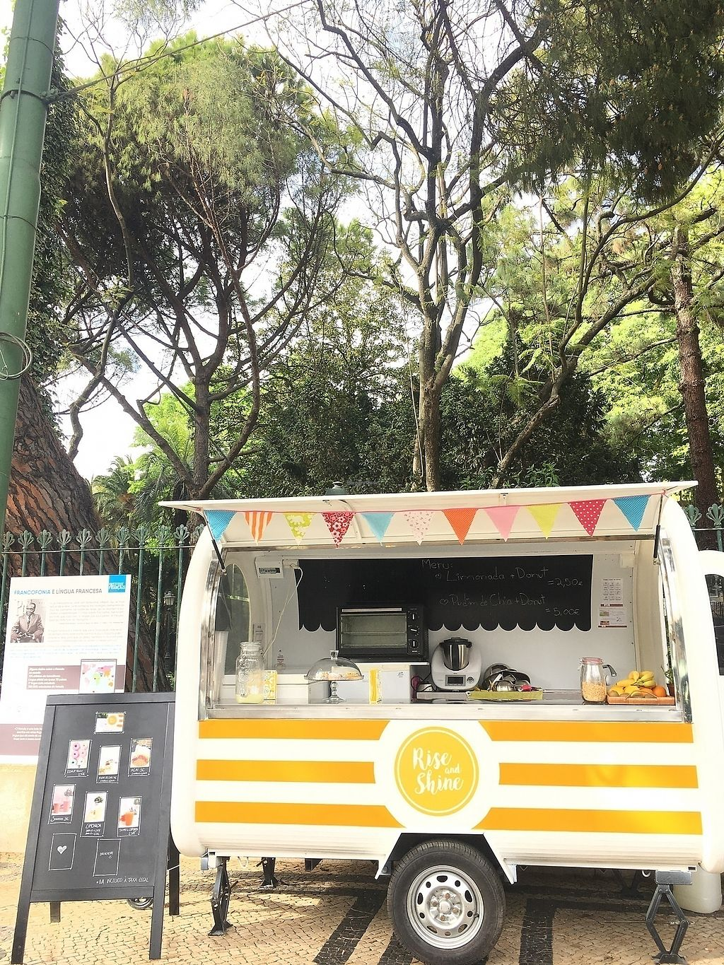 """Photo of Rise and Shine  by <a href=""""/members/profile/MatildeAmaral"""">MatildeAmaral</a> <br/>Vegan Food Truck! <br/> July 2, 2017  - <a href='/contact/abuse/image/95245/275878'>Report</a>"""
