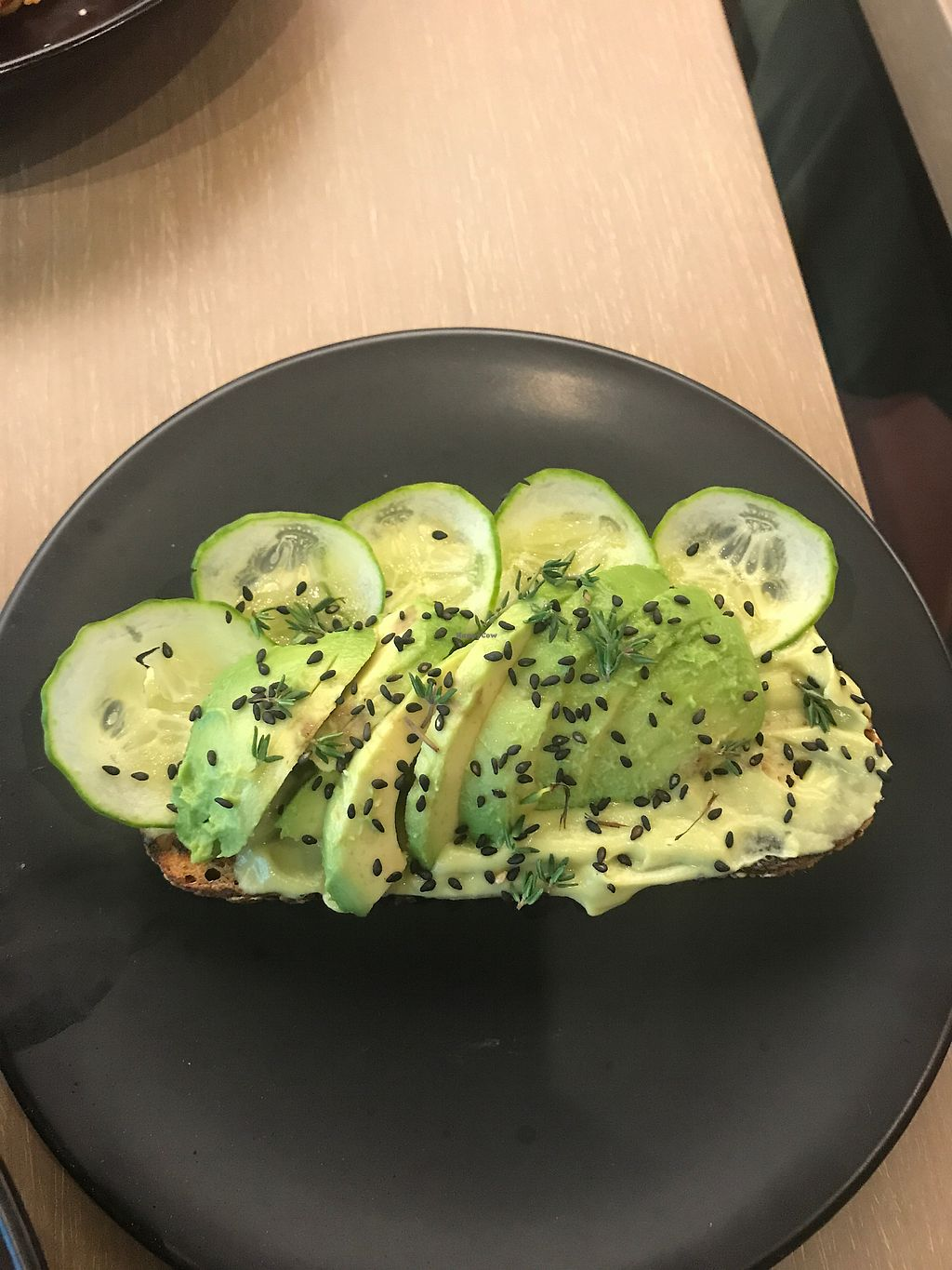 "Photo of GLAM Vegan  by <a href=""/members/profile/reburgan"">reburgan</a> <br/>avocado toast  <br/> July 5, 2017  - <a href='/contact/abuse/image/95253/276956'>Report</a>"