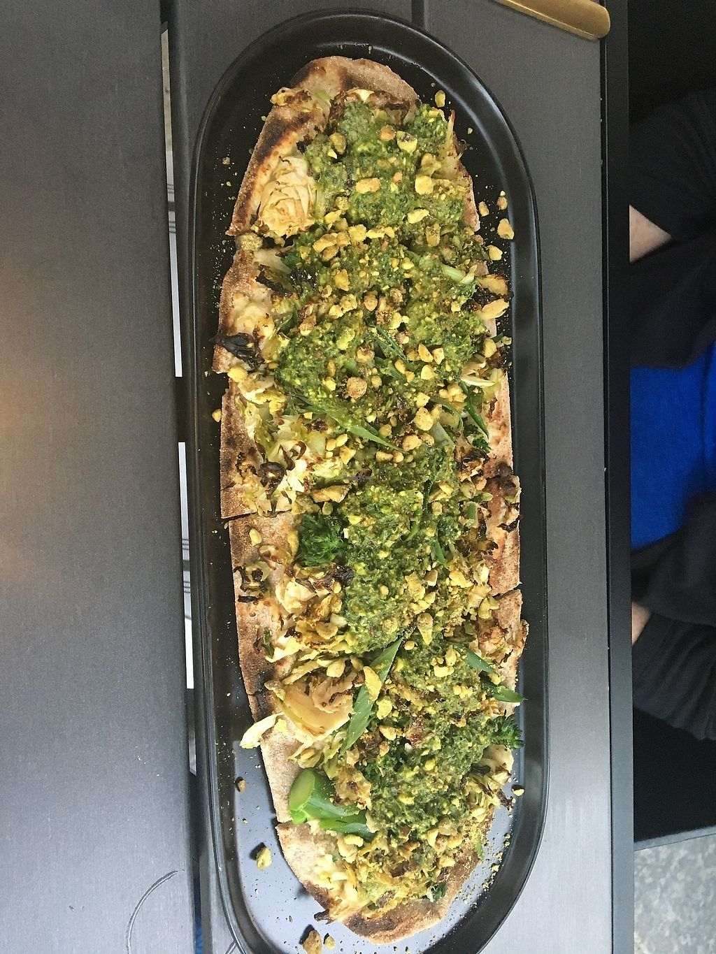 "Photo of GLAM Vegan  by <a href=""/members/profile/Michael%20Isavegan"">Michael Isavegan</a> <br/>Verde Flatbread <br/> March 2, 2018  - <a href='/contact/abuse/image/95253/365572'>Report</a>"