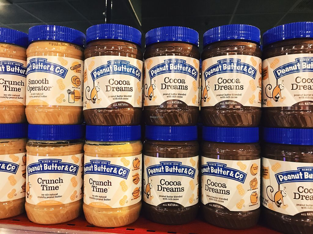 "Photo of CarrefourSA  by <a href=""/members/profile/veganoteacher"">veganoteacher</a> <br/>Peanut Butters <br/> July 6, 2017  - <a href='/contact/abuse/image/95254/277052'>Report</a>"