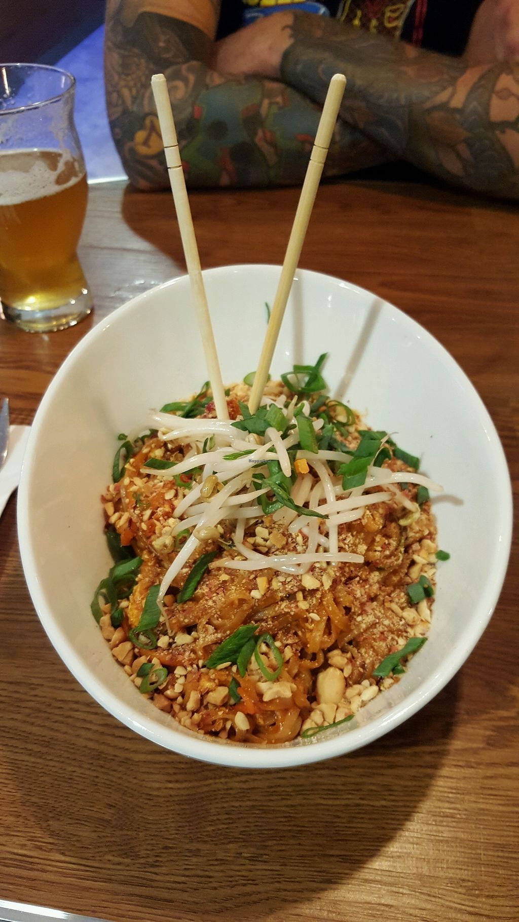 """Photo of CLOSED: Wellington Market Kitchen  by <a href=""""/members/profile/casstastrophe"""">casstastrophe</a> <br/>Pad Thai <br/> September 10, 2017  - <a href='/contact/abuse/image/95284/302763'>Report</a>"""