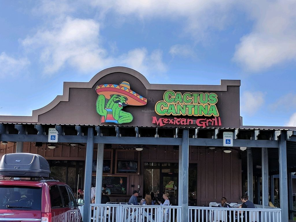 """Photo of Cactus Cantina Mexican Grill  by <a href=""""/members/profile/katypine"""">katypine</a> <br/>outside <br/> December 22, 2017  - <a href='/contact/abuse/image/95308/338098'>Report</a>"""
