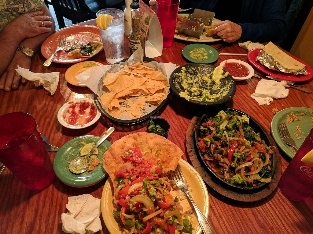 """Photo of Cactus Cantina Mexican Grill  by <a href=""""/members/profile/katypine"""">katypine</a> <br/>forgot to take a picture before we ate... here's the leftovers!  <br/> December 22, 2017  - <a href='/contact/abuse/image/95308/338099'>Report</a>"""