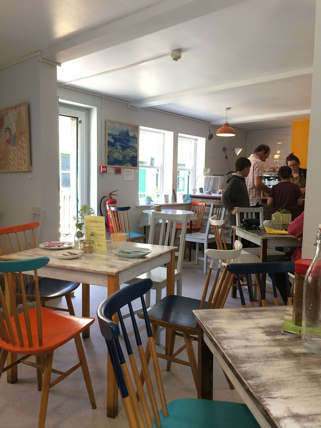 """Photo of Plenty at The Square  by <a href=""""/members/profile/Hoggy"""">Hoggy</a> <br/>Inside the café <br/> July 23, 2017  - <a href='/contact/abuse/image/95319/283776'>Report</a>"""