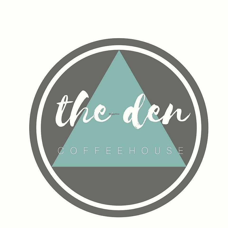 """Photo of The Den Coffee House  by <a href=""""/members/profile/TheDenShropshire"""">TheDenShropshire</a> <br/>The Den logo <br/> July 11, 2017  - <a href='/contact/abuse/image/95383/279005'>Report</a>"""