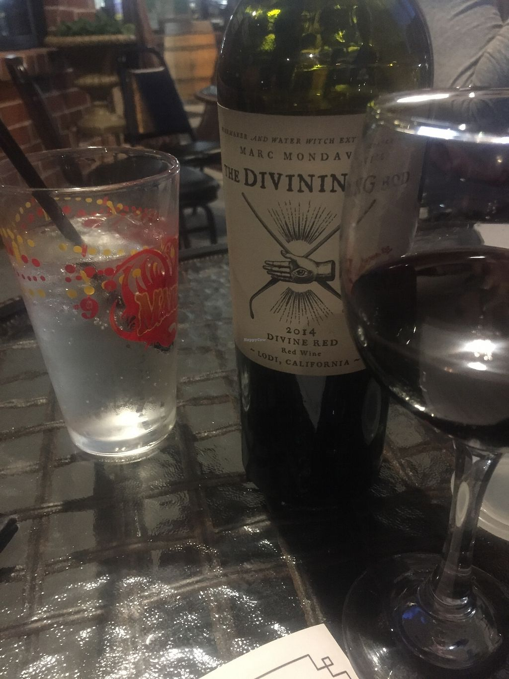"""Photo of Three Vines Bistro  by <a href=""""/members/profile/KaitlynnGill"""">KaitlynnGill</a> <br/>Drinks <br/> July 8, 2017  - <a href='/contact/abuse/image/95385/277849'>Report</a>"""