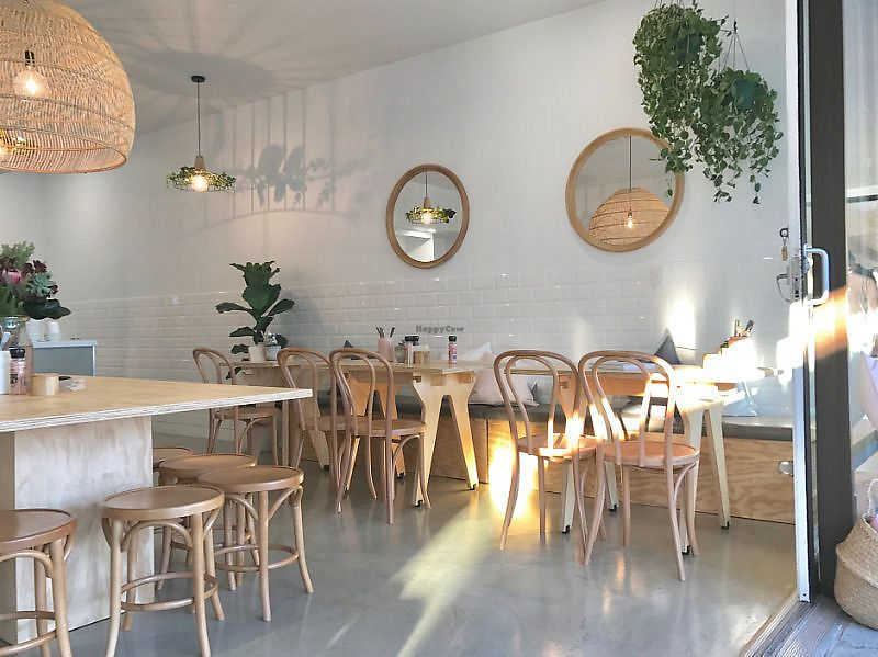 """Photo of Nude Sisters Whole Food Kitchen  by <a href=""""/members/profile/AmandaAttard"""">AmandaAttard</a> <br/>Nude Sisters cafe - beautiful, bright and airy.  Perfect for coffee catch ups <br/> July 5, 2017  - <a href='/contact/abuse/image/95421/276983'>Report</a>"""
