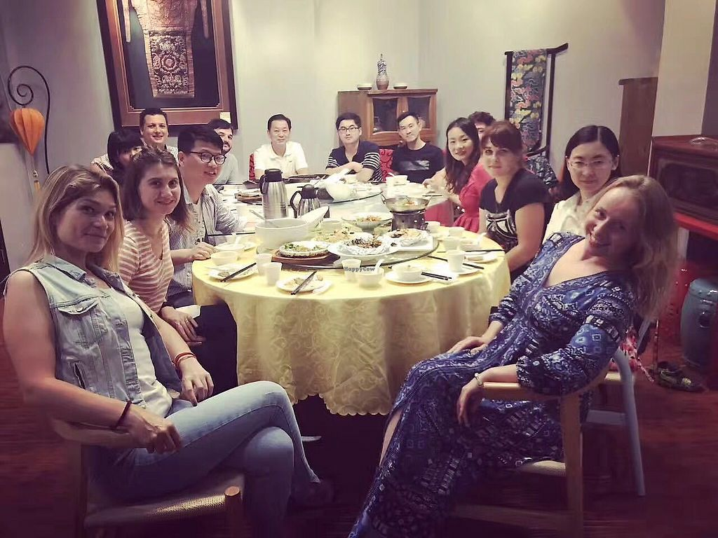 """Photo of Chan Sheng Hui   by <a href=""""/members/profile/Nadezhda"""">Nadezhda</a> <br/>many of my friends who are meat eaters fall in love with the place and food, and of course keep coming back to the place! Vegan power! <br/> July 17, 2017  - <a href='/contact/abuse/image/95445/281395'>Report</a>"""
