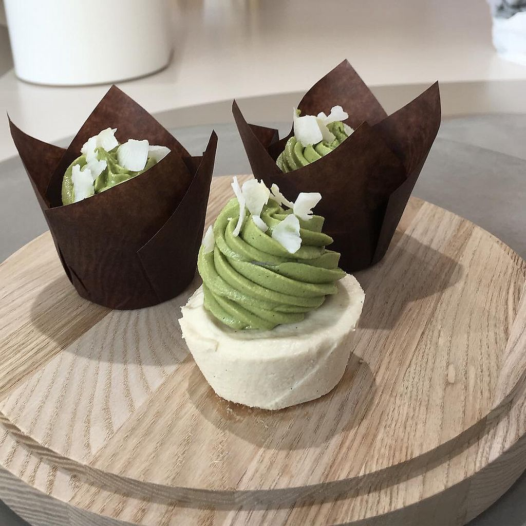 """Photo of Alive  by <a href=""""/members/profile/Stefisalive"""">Stefisalive</a> <br/>Matcha Cupcake. Yummi <br/> July 6, 2017  - <a href='/contact/abuse/image/95449/277266'>Report</a>"""