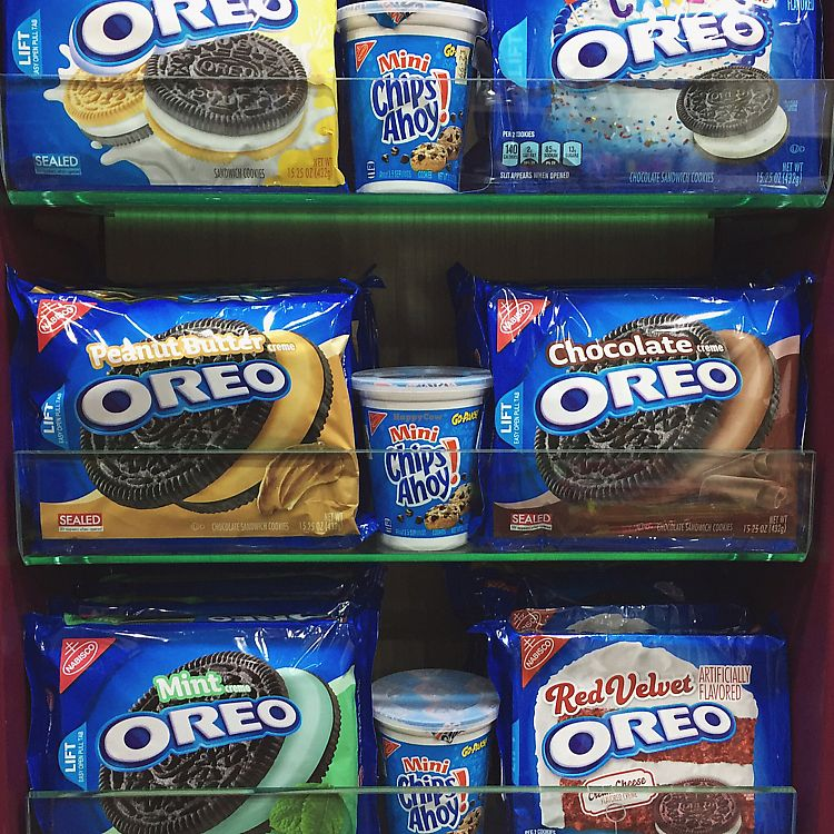 "Photo of Hardy's Original Sweet Shop  by <a href=""/members/profile/HannahHinton"">HannahHinton</a> <br/>Huge packs of vegan Oreos! <br/> July 9, 2017  - <a href='/contact/abuse/image/95512/278161'>Report</a>"