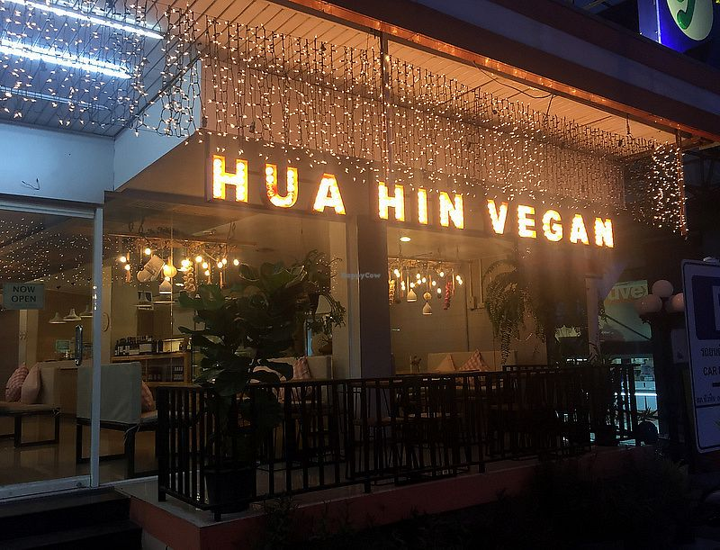 "Photo of Hua Hin Vegan Cafe and Wine  by <a href=""/members/profile/Seb33"">Seb33</a> <br/>Restaurant front <br/> July 10, 2017  - <a href='/contact/abuse/image/95513/278759'>Report</a>"