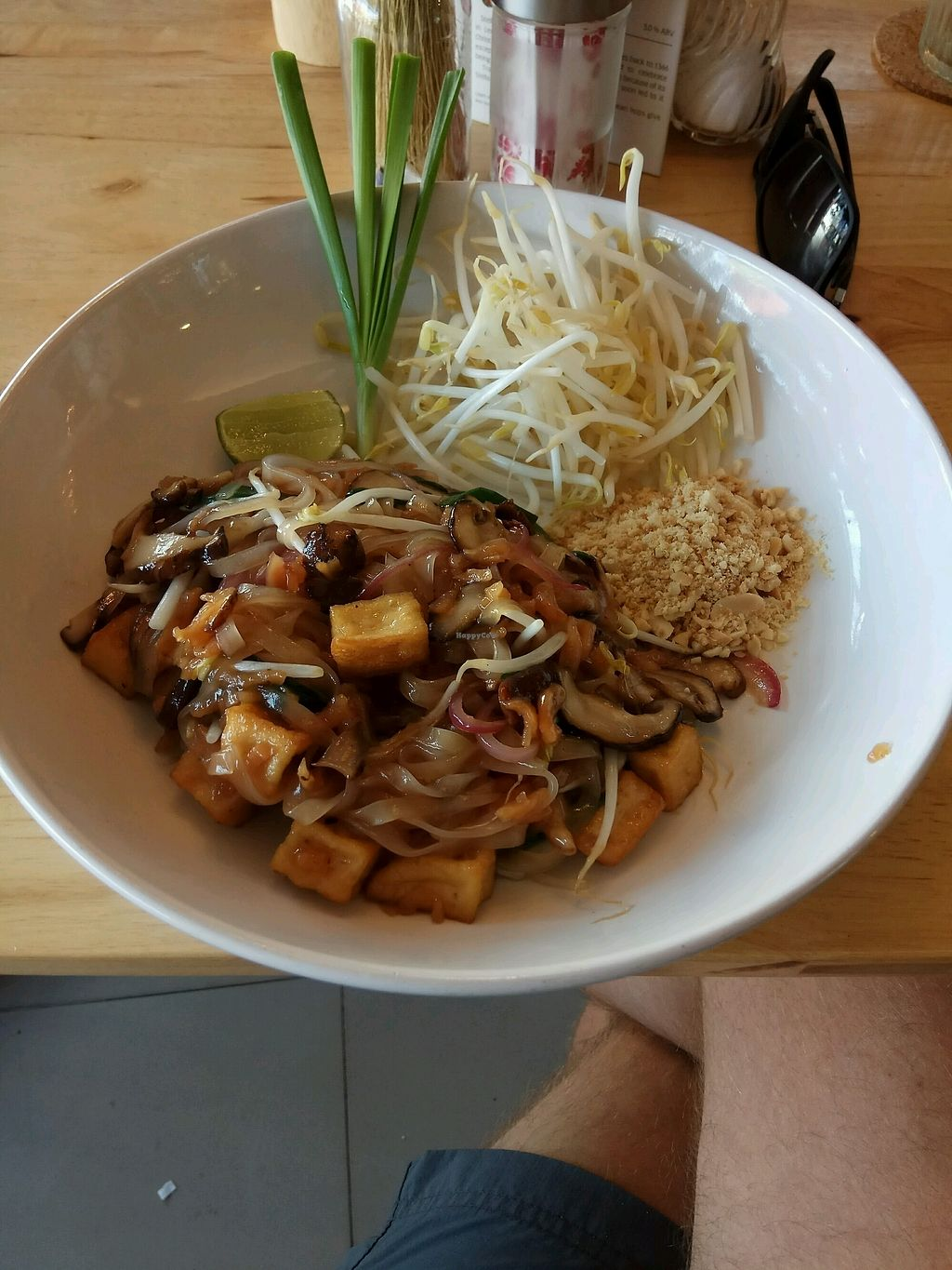 "Photo of Hua Hin Vegan Cafe and Wine  by <a href=""/members/profile/DomNowak"">DomNowak</a> <br/>pad thai <br/> December 9, 2017  - <a href='/contact/abuse/image/95513/333808'>Report</a>"