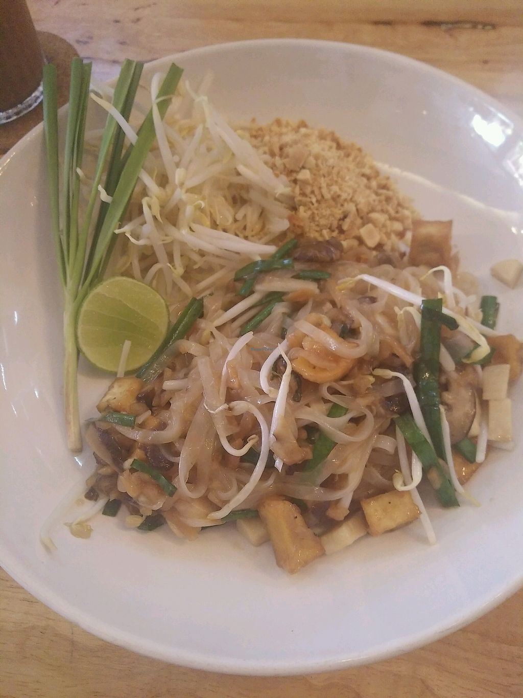 "Photo of Hua Hin Vegan Cafe and Wine  by <a href=""/members/profile/GogoVego"">GogoVego</a> <br/>Patthai <br/> March 5, 2018  - <a href='/contact/abuse/image/95513/366956'>Report</a>"