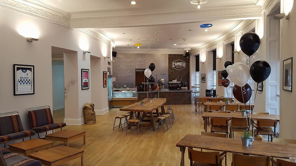 """Photo of Camber Coffee  by <a href=""""/members/profile/MikeBrown"""">MikeBrown</a> <br/>Our Coffee Shop in the heart of Newcastle, We sell healthy, wholesome, nutritious and honest food. We cater for most dietary needs. Come check us at Start Fitness on Market Street. :D <br/> July 8, 2017  - <a href='/contact/abuse/image/95521/277790'>Report</a>"""