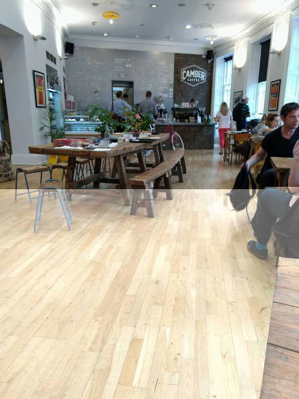 """Photo of Camber Coffee  by <a href=""""/members/profile/craigmc"""">craigmc</a> <br/>space <br/> August 22, 2017  - <a href='/contact/abuse/image/95521/295627'>Report</a>"""