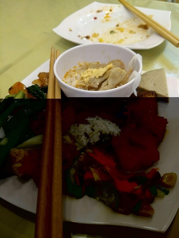 "Photo of Loving Hut - Hoa Binh  by <a href=""/members/profile/mugcake"">mugcake</a> <br/>Buffet for 30k on Saturdays <br/> November 6, 2017  - <a href='/contact/abuse/image/95604/322439'>Report</a>"