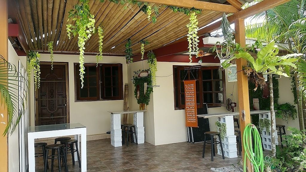 """Photo of Rawkin Cafe  by <a href=""""/members/profile/getjuicedforlife"""">getjuicedforlife</a> <br/>Rawkin' Cafe: The place to come for almost 100% RAW, fresh whole food. Entrees, fresh vegetable and fruit juices, smoothies, delicious desserts and more. Currently offering Take Away services only. Get ready for when we open soon. This cafe' RAWks <br/> September 30, 2017  - <a href='/contact/abuse/image/95624/309996'>Report</a>"""