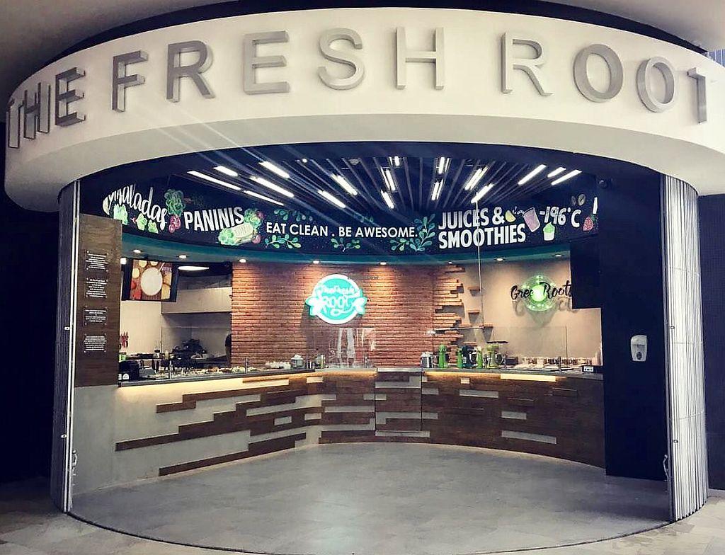 "Photo of The Fresh Root  by <a href=""/members/profile/AlejandraRangel"">AlejandraRangel</a> <br/>Cute kiosks in Portal San Angel  <br/> July 10, 2017  - <a href='/contact/abuse/image/95662/278656'>Report</a>"