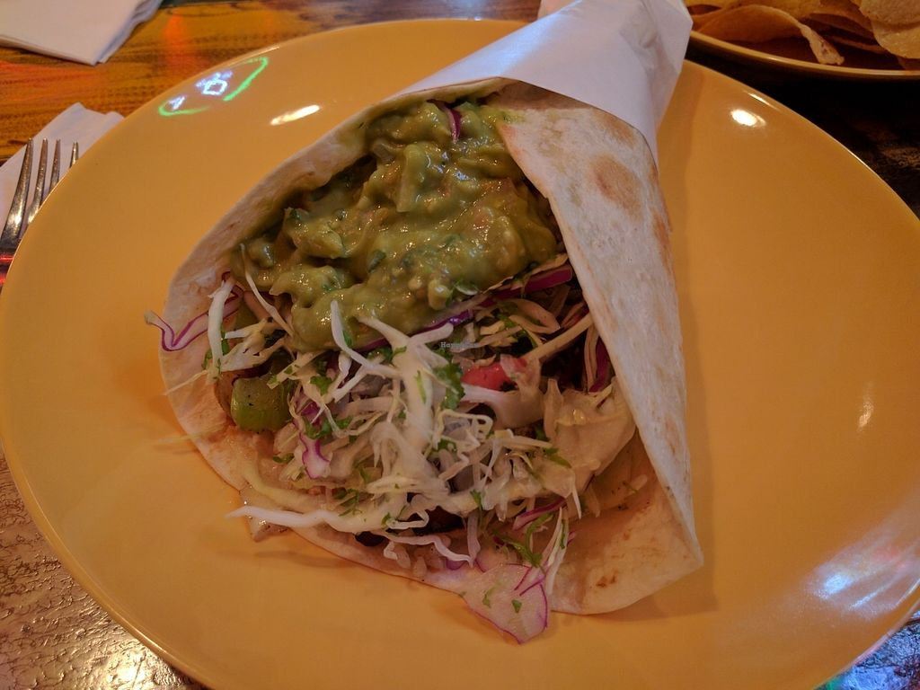 "Photo of Dos Tacos - Gwanak  by <a href=""/members/profile/PhillipPark"">PhillipPark</a> <br/>fried vegetable burrito <br/> July 10, 2017  - <a href='/contact/abuse/image/95674/278918'>Report</a>"
