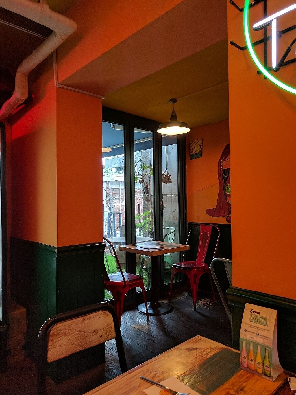 "Photo of Dos Tacos - Gwanak  by <a href=""/members/profile/PhillipPark"">PhillipPark</a> <br/>inside the restaurant <br/> July 10, 2017  - <a href='/contact/abuse/image/95674/278922'>Report</a>"