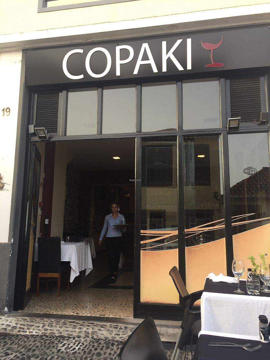 """Photo of Copaki Restaurant Bar  by <a href=""""/members/profile/StephenCollins"""">StephenCollins</a> <br/>The restaurant <br/> August 8, 2017  - <a href='/contact/abuse/image/95699/290550'>Report</a>"""