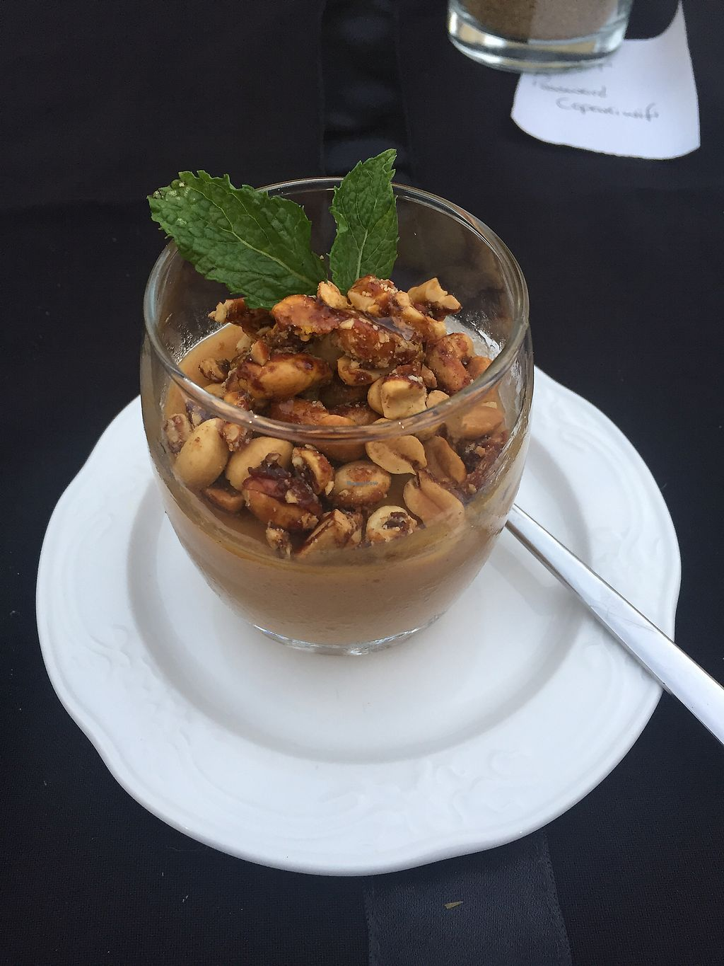 """Photo of Copaki Restaurant Bar  by <a href=""""/members/profile/StephenCollins"""">StephenCollins</a> <br/>Vegan Dessert!!! <br/> August 8, 2017  - <a href='/contact/abuse/image/95699/290557'>Report</a>"""