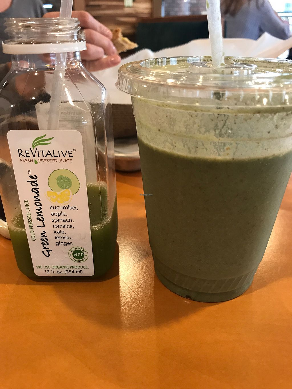"""Photo of Revitalive Cafe and Juice Bar  by <a href=""""/members/profile/BRabbit417"""">BRabbit417</a> <br/>ReVitalive...absolutely delicious!!  <br/> October 25, 2017  - <a href='/contact/abuse/image/95704/318796'>Report</a>"""